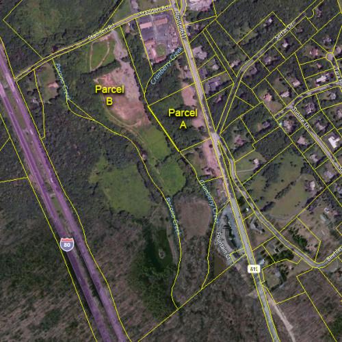 Development Site along Route 611