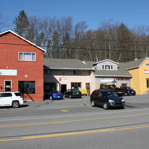 Retail Space on Route 611