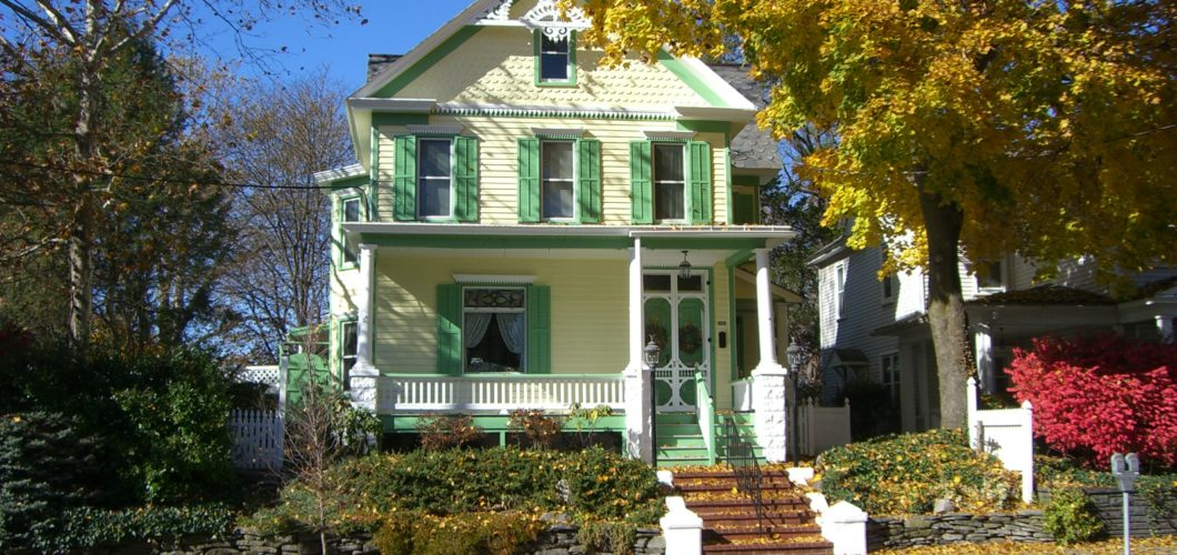 Victorian-Style Building