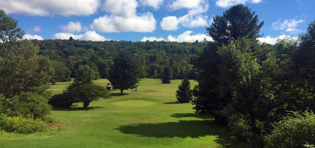 9-Hole Golf Course with Tavern & Inn