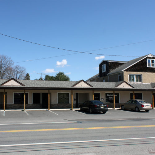 Retail Space on Route 191