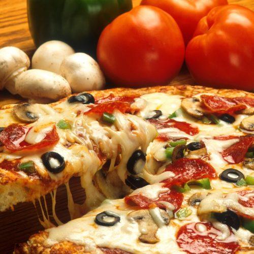 Pizzeria near University