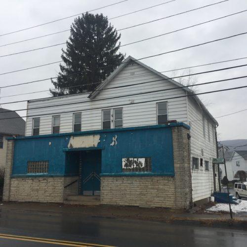 2 Unit Building