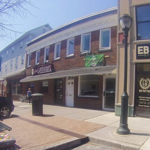 Retail Space on Crystal St