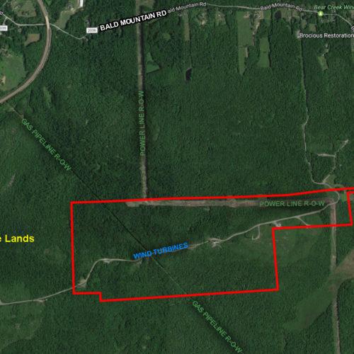 498 Acres adjacent State Game Lands