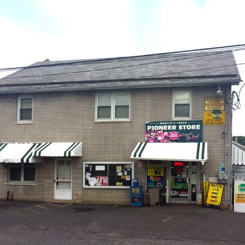 Martins Creek Pioneer Store