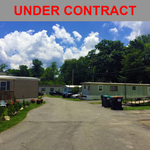 18-Pad Mobile Home Park