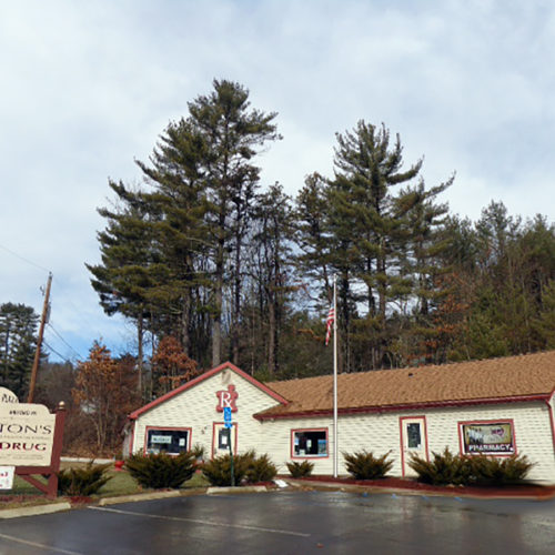Pharmacy Building for Lease