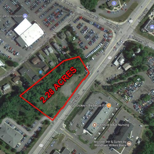 Route 315 Development Site