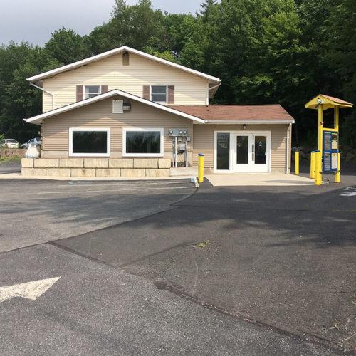 Restaurant with Drive-Thru