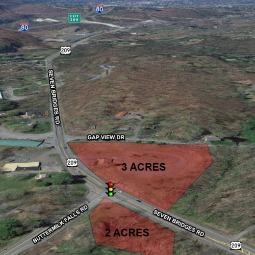 5 Acres with Approvals