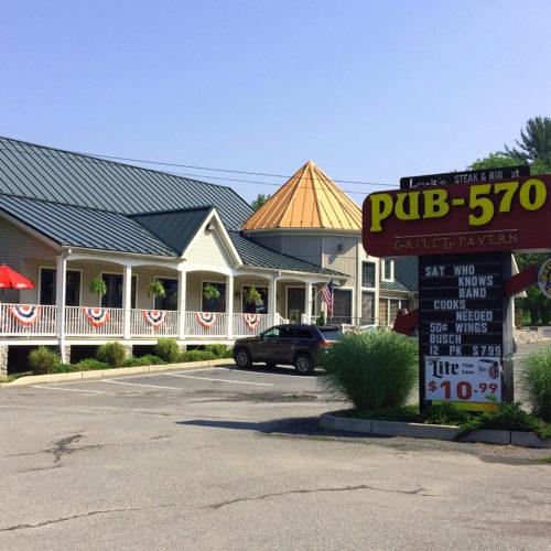 Pub 570 Grill & Tavern