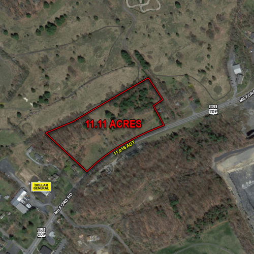 11-Acre Development Site