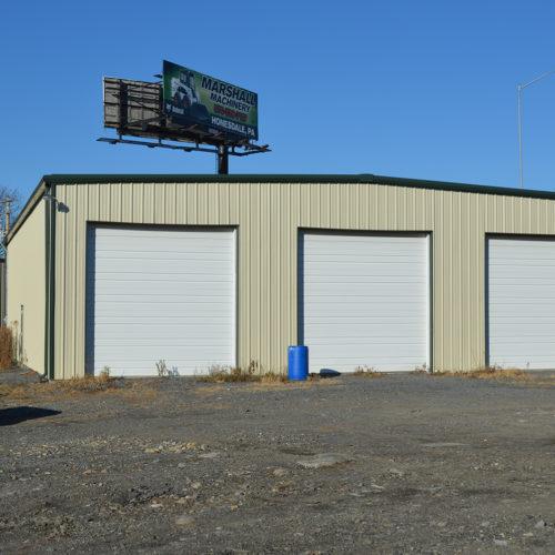Heavy-Duty Towing & Repair Facility
