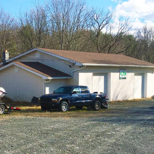 Automotive Repair Garage