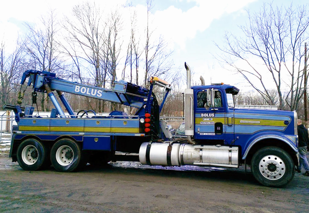 Salvage Yard with Truck & Towing Business | The Daniel Perich Group ...