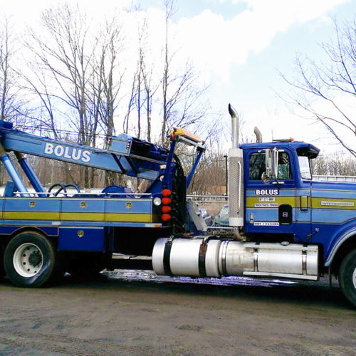 Salvage Yard with Truck & Towing Business