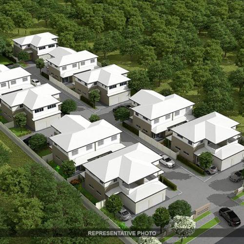 Cluster Housing Development Site