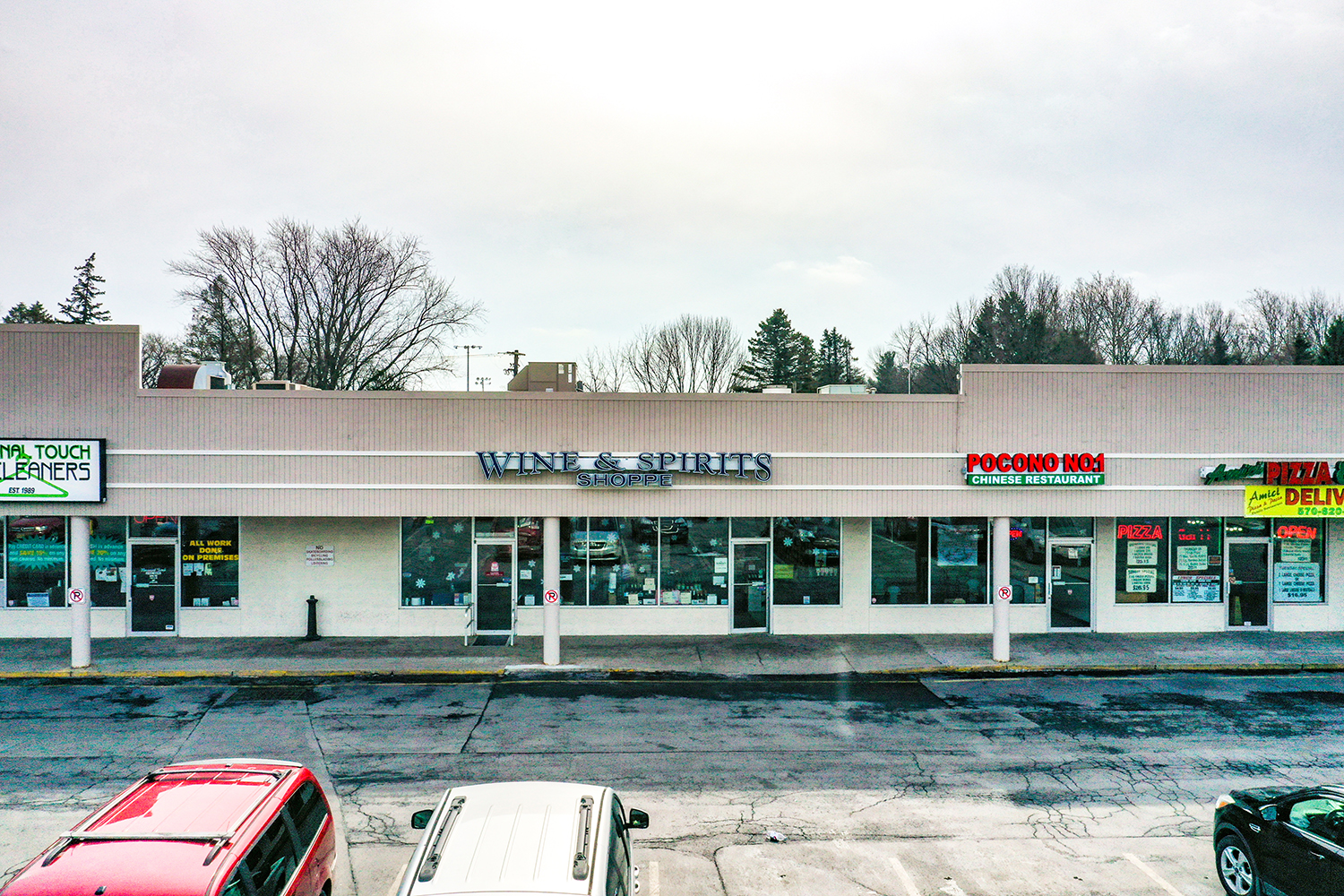 Tannersville Plaza The Daniel Perich Group Kw Commercial
